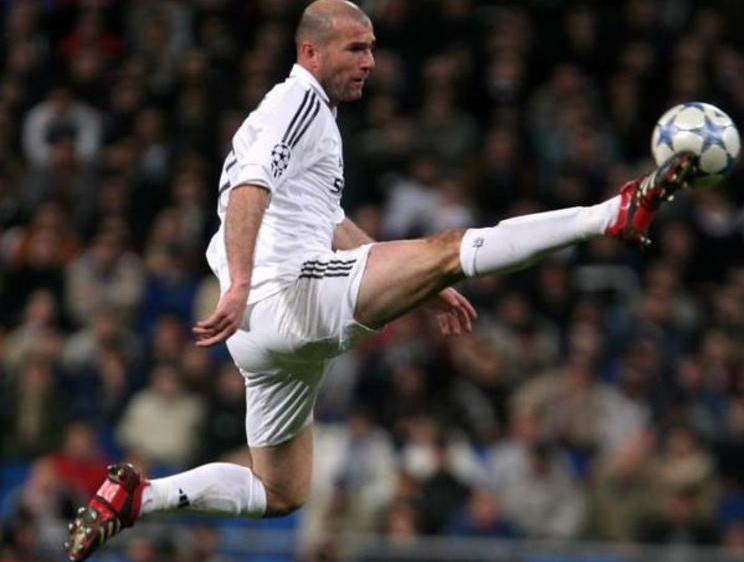 Photo of Watch Zinedine Zidane's Best Skills Ever