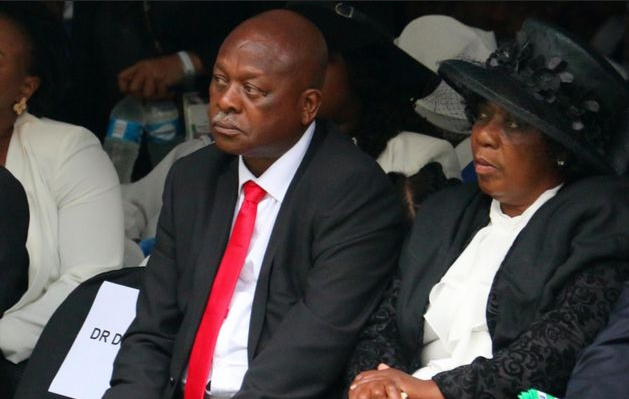 Photo of Senzo Meyiwa's Father, Sam Has Died!