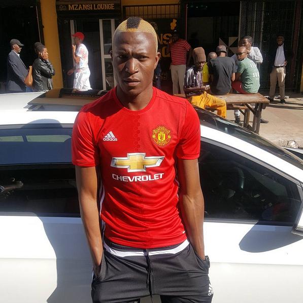 Photo of Tendai Ndoro Reveals His Favorite Football Club