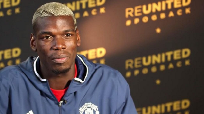 Photo of Watch Paul Pogba As He Talks Ibrahimovic Is Like A Big Brother