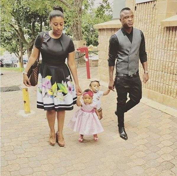Image result for Tsepo Masilela and wife