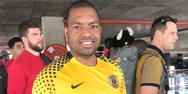 Khune Shows Soccer Talent Runs In The Family