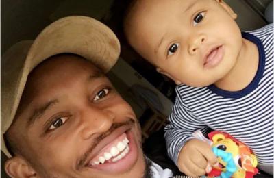 Lebogang Phiri Celebrates His Son's Birthday With Adorable Pics