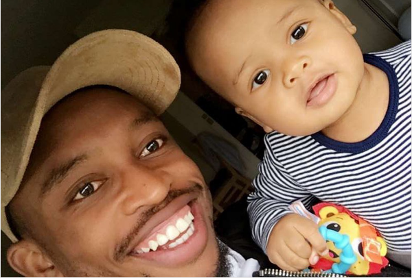 Photo of Lebogang Phiri Celebrates His Son's Birthday With Adorable Pics