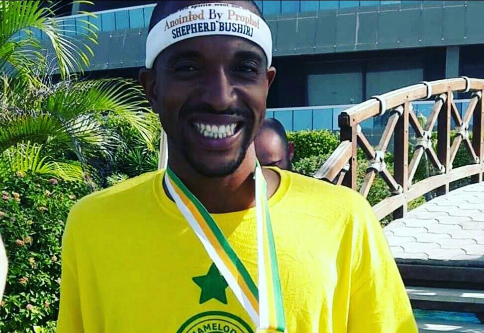 Photo of Sundowns Star Tiyani Mabunda Says Shepherd Bushiri Saved His Career