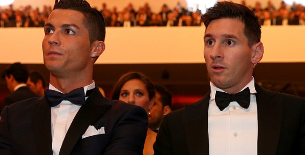 Cristiano Ronaldo Gives Messi A Major Compliment