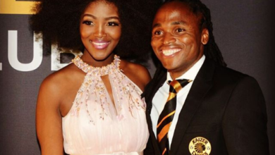 Photo of 5 Pics That Prove Siphiwe Tshabalala And His Wife Are The Most Stylish Football Couple
