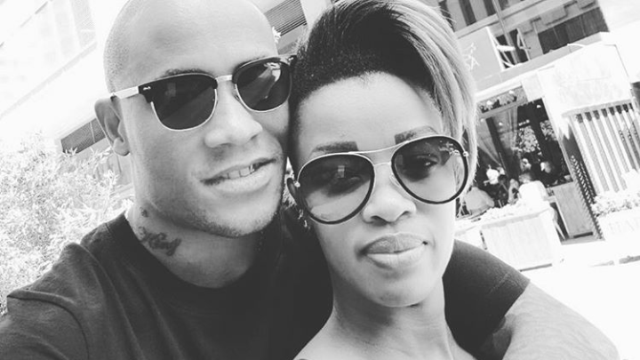 Image result for Dino Ndlovu and wife
