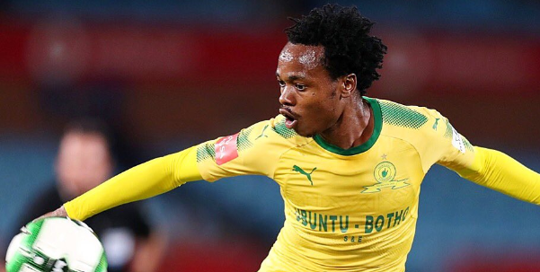 Sibusiso Vilakazi On Why He Thinks Percy Tau Should Win PSL Footballer of the Season Award