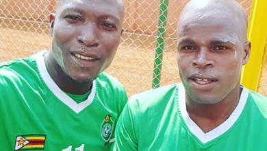 Photo of Zim PSL Players Celebrate Zimbabwe Independence