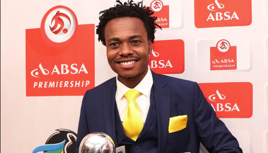 Percy Tau Gets A Major Nominations In Both Belgium And SA