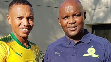Photo of Andile Jali Reveals Why He Signed With Mamelodi Sundowns!