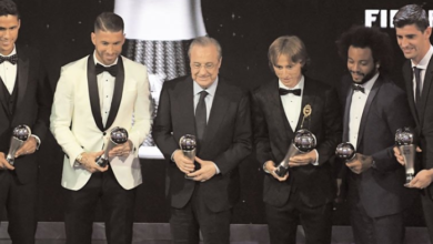 Photo of Check Out The Full Winners List For The FIFA Awards 2018