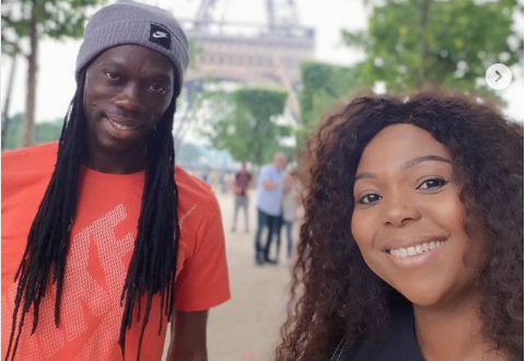 Yeye Sends His Wife Mpho The Sweetest Birthday Message