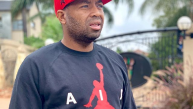 Photo of Critics Come For Khune's Outfit At Friend's Wedding