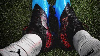 Photo of Football Stars Show Off their New 'PUMA' Kicks