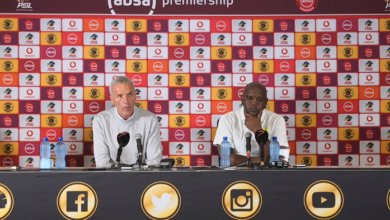 Photo of Mosimane-Middendorp Title Rift Escalates
