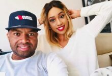 Photo of Itu Khune Finally Getting Married To Model Girlfriend? (Watch Fan Reactions)