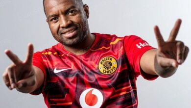 Photo of Out & About With Shirtless Itu Khune's Summer Wear