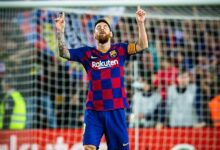 Photo of Messi Hat-trick Deflates Celta Vigo Sends Barca Top Of La Liga