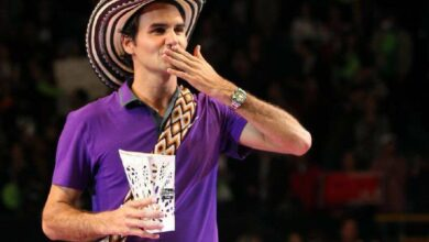 Photo of Federer-Zverev Exhibition Match Breaks World Tennis Attendance Record