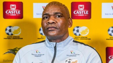 "Photo of Molefi Ntseki Now ""Officially"" Bafana Bafana Head Coach"
