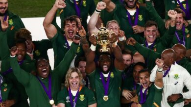 Photo of South Africa Springboks 2019 Rugby World Cup Champions
