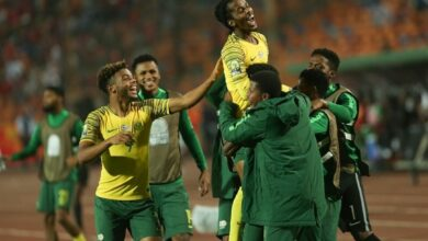 Photo of South Africa Under-23 Amagluglug Qualify For Tokyo 2020 Olympic Games