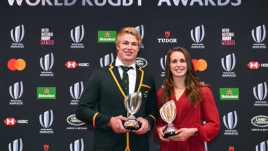Photo of Springboks Make Clean Sweep At 2019 World Rugby Awards