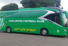 Photo of Nyasha Mushekwi's Caps United Bus Pimped & Ready To Go (Watch Pics)