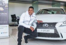 Photo of Jele Overcomes Soweto Derby Heart Ache In R750 000 Lexus SUVs