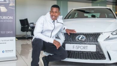 Photo of Jele Overcomes Soweto Derby Heart Ache In R750 000 Lexus SUVs