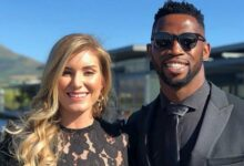Photo of Dreams Do Come True!!! Siya  & Rachel Kolisi Surprise Young Boks Fan