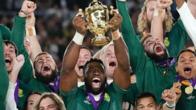 Photo of Siya Kolisi Nominated For Prestigious BBC World Sport Star of the Year 2019