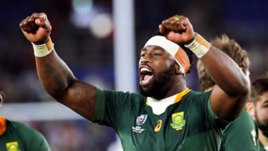 Photo of Siya Kolisi Named Champion Of The Year At Peace and Sport Awards