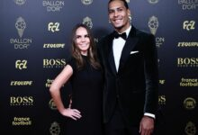 Photo of Virgil Van Dijk In Social Media War With Cristiano Ronaldo's Sister Over Ballon D'or Joke