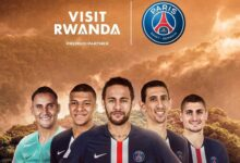 Photo of Rwanda Partners European Football Giants PSG To Promote Tourism