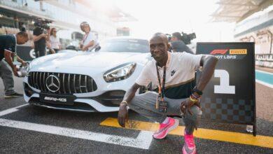 Photo of Kenyan Marathon Runner Eluid Kipchoge Beats Siya Kolisi To BBC World's Sports Star Of The Year Award 2019