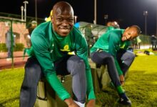 Photo of Mamelodi Sundowns Captain Hlompo Kekana Quietly Serves Caf 4-Match Ban
