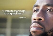Photo of Siya Kolisi Joins Hands To Build Rugby Field Fulfilling Dream Of Millions Of SA Children