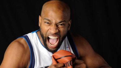 Photo of NBA Star Vince Carter Plays On Into 4th Decade