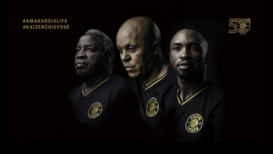 Photo of Kaizer Chiefs 50th Anniversary: Launch New Logo & Limited Edition Jersey
