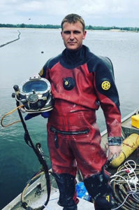 Wastewater Lagoon Dive Services