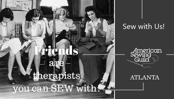 Sewing Friends