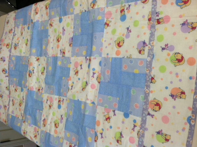 Sew Far West - Blankets for SafePath Advocacy
