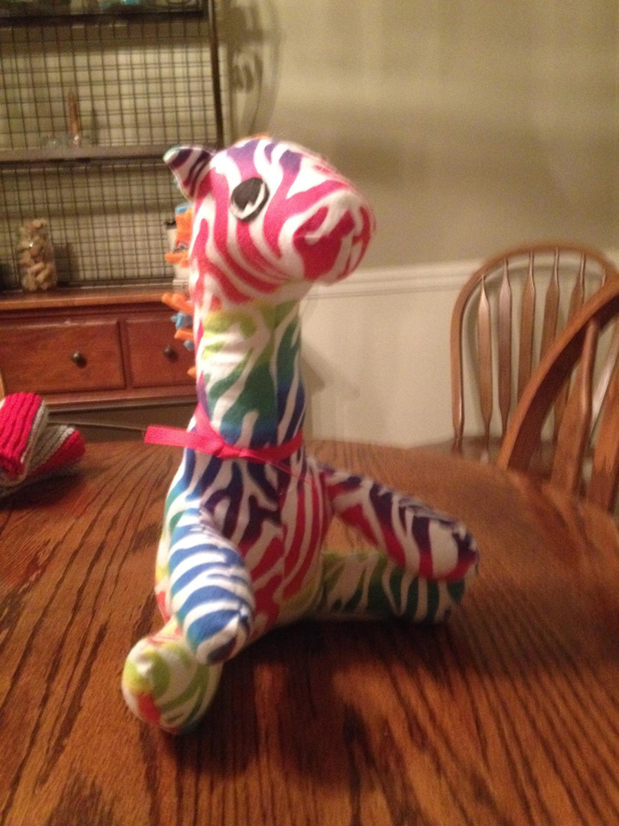 Sew Far West - Toys for SafePath Children Advocacy
