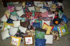 Pillows for Camp to Belong