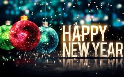 Welcome 2018 from your mat at MGYS!