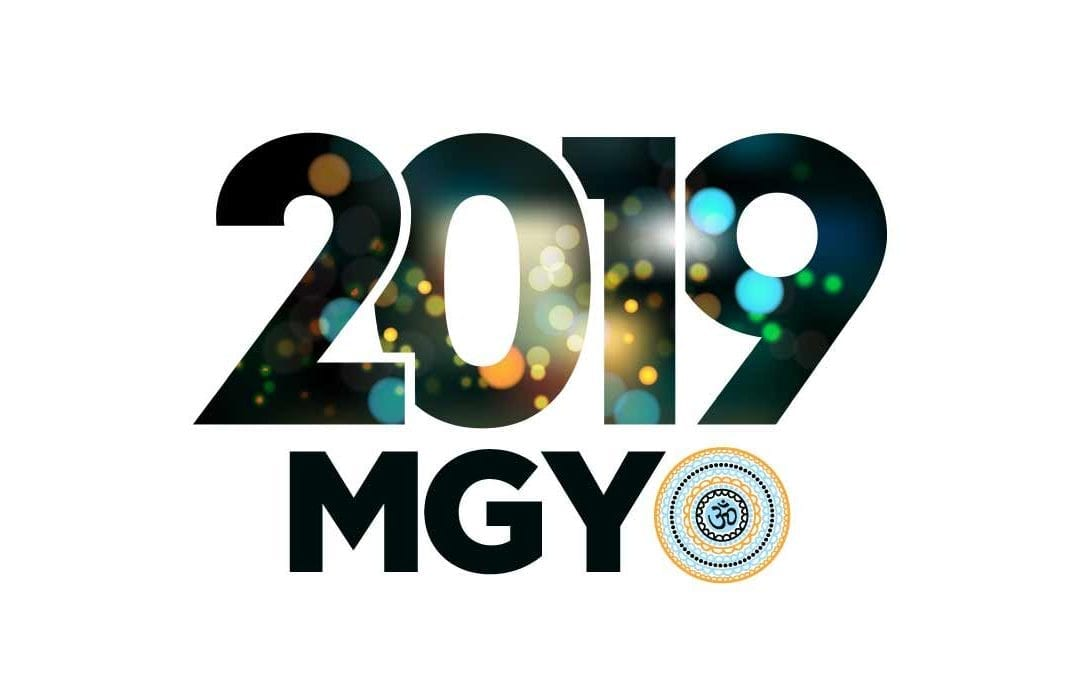 Farewell 2018 and Greetings 2019 from MGY1