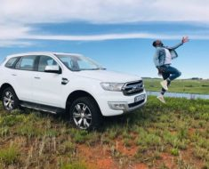 TRESOR's #JourneyExtraordinary continues with Ford Everest